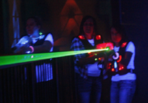laser tag singapore team building